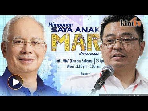 Kenapa DAP nak bising? soal pembantu Rosmah