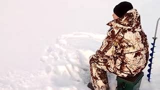 Рибалка в п Радищев Усть-Илимское водосховище частина 1