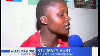 Female pupil died when Rapogi High School bus rolled in Kisumu county
