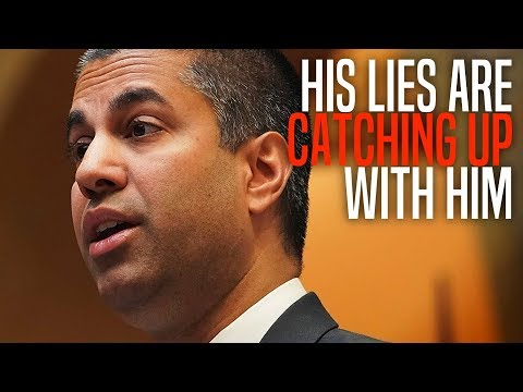 Ajit Pai FINALLY Admits FCC Lied to Americans About DDoS Attack