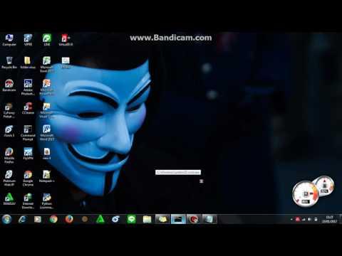Cara Menguasai Bandwith Wifi Menggunakan CMD.