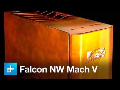 Falcon Northwest Mach V Review