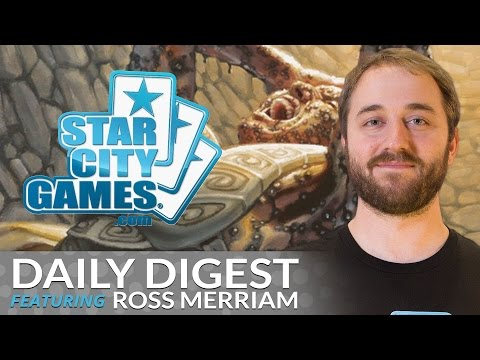Daily Digest: W/B Pox with Ross Merriam [Modern]