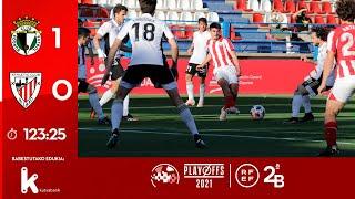 🔴 LIVE | Burgos CF vs Bilbao Athletic | Final Playoff Ascenso I 2ºB