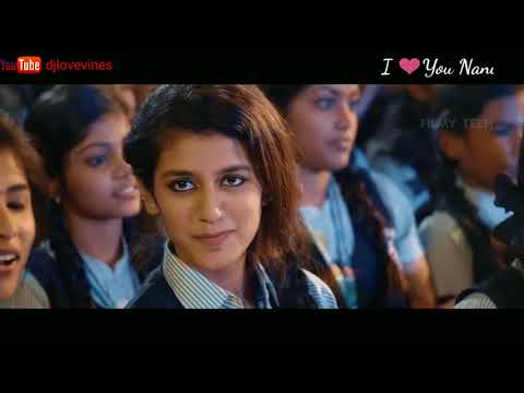 Naino Ki To Baat Naina || Priya Prakash Varrier Romantic Whatsapp Status 2018 || :- 💑 Lovely Song