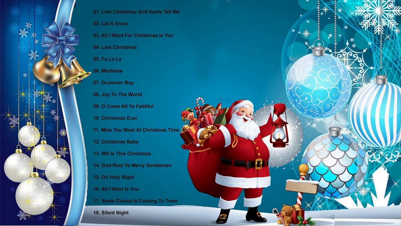 2019 Christmas Music.Christmas Music 2019 The 40 Most Beautiful Christmas Songs Merry Christmas 2019