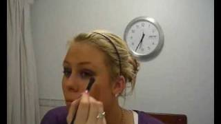 How to apply night make up Thumbnail