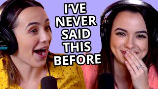 The Merrell Twins Exposed playing Truth or Tea | Twin My Heart The Podcast
