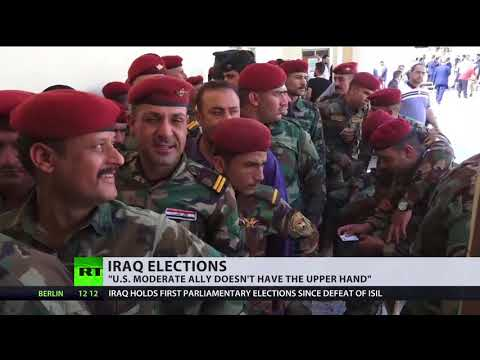 'US could be the biggest loser': America uneasy over Iraqi election candidates' support for Iran