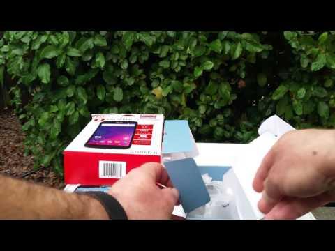 Blu Studio G Unlocked Gsm Device Unboxing