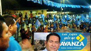 Abg. Gualter H. Cañar Chuquimarca candidato a Alcalde del Cantón Las Lajas