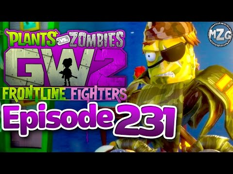 Commando Corn!! - Plants vs. Zombies: Garden Warfare 2 Gameplay - Episode 231