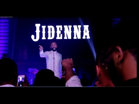 JIDENNA PERFORMED LIVE IN LAGOS NIGERIA(FULL SHOW)