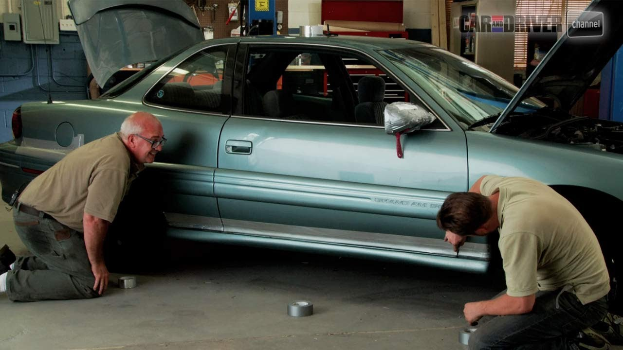 How To Fix A Car With Duct Tape