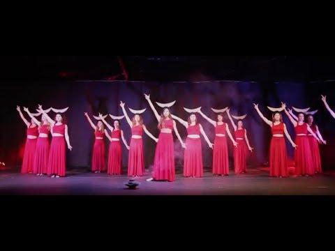 School of Mystery & Sacred Feminine Arts   INDIA 2017 ~ Zola Dubnikova & the Holistic Dance Language