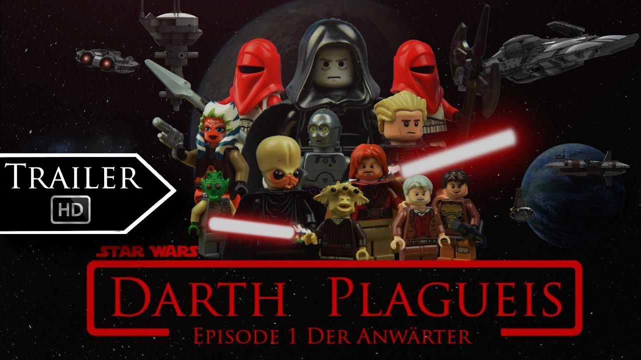 Darth Plagueis Episode 1 Täuschung Teaser/Trailer | Lego