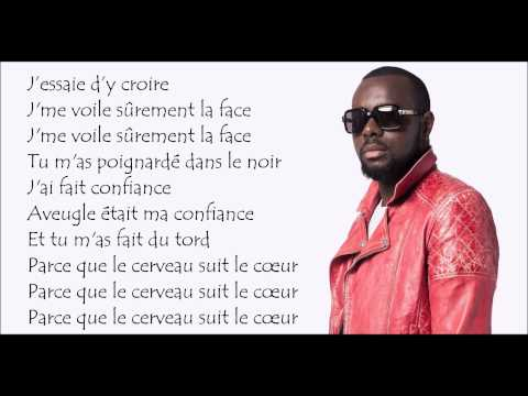 Maître Gims - Brisé Lyrics (Paroles)