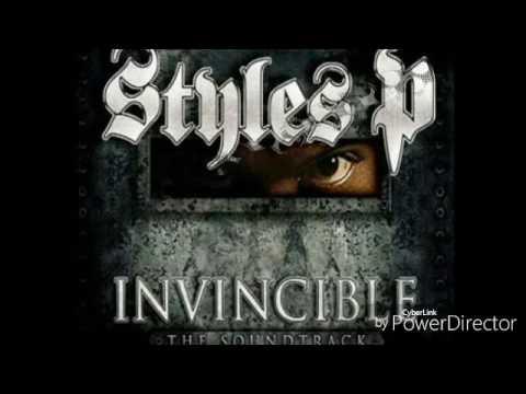 Styles P - Invincible