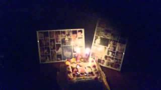 2015.2.23 亀梨和也様お誕生日おめでとう♥ 熊本ハイフンでお祝いしまし...