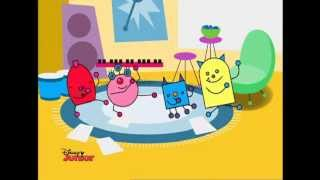 Repeat youtube video Disney Junior - Happy Monster Band #2 Der Monster-Stampfer