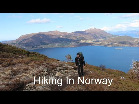 HIKING IN NORWAY // Cooking Pasta In The Woods And An Unexpected Mountain Adventure