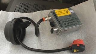 Замена блока (установка) розжига ксеноновой лампы с цоколем D2S на Audi A6 Allroad 4b c5(, 2014-10-21T01:09:17.000Z)