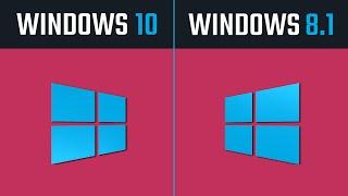 Windows 10 vs. Windows 8 Gaming