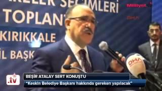 Atalay: Başkanımız elektrik parasını ödememiş