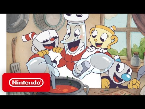 Cuphead - DLC Teaser Trailer - Nintendo Switch