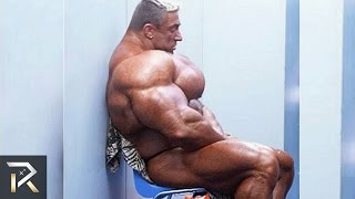 10 BodyBuilders Who Lost Their Minds