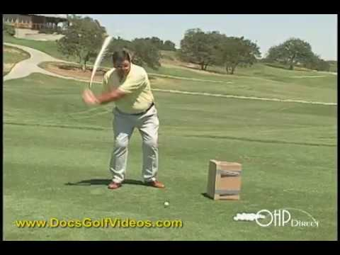 Hit Longer Drives by Tricking Your Subconscious Mind