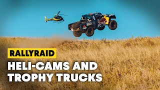Behind The Scenes Of A Wild Ride Through The Aussie Outback | Toby Price Cracked