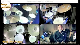 When to use tom toms on a Mambo (Excerpt from Drum Workshop #02 Mambo)