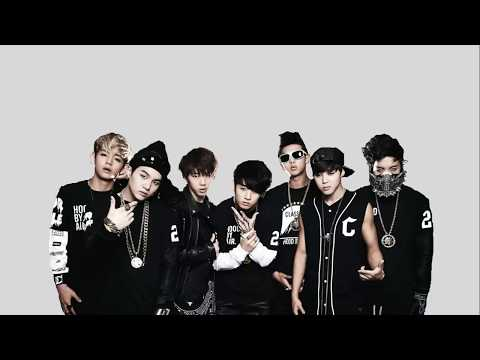 BTS We Are Bulletproof Pt 2 Easy lyrics