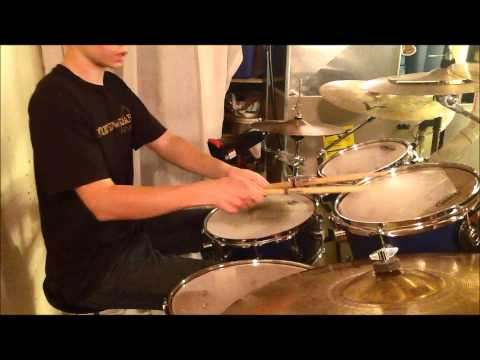 Love and Death I W8 4 U Drum Cover