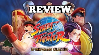 The Best Street Fighter Collection? Street Fighter 30th Anniversary Collection Review