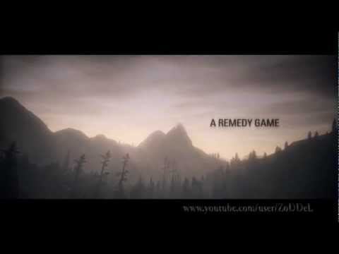 Poets Of The Fall - The Poet And His Muse - Alan Wake Music Video HD