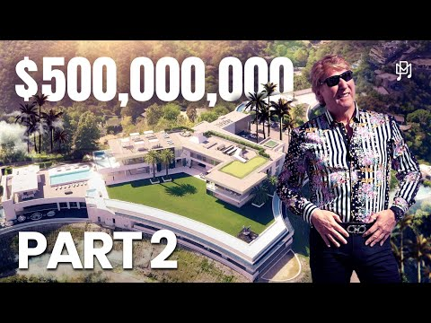 THE BIGGEST AND MOST EXPENSIVE HOUSE IN THE WORLD - 'THE ONE' - EXCLUSIVE HOUSE TOUR (PART