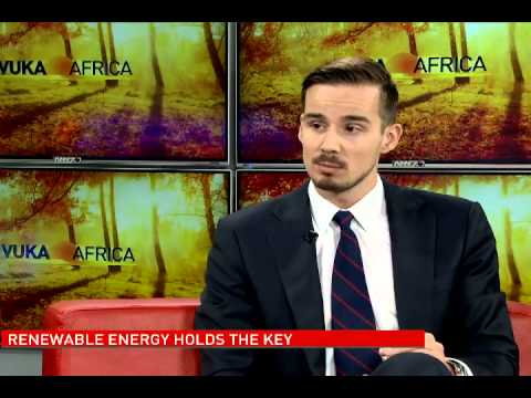 Interview on solar in SA on ANN7
