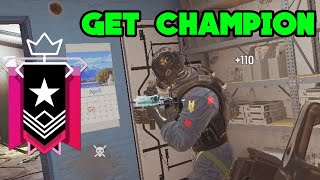 How To Play Siege - Become A Champion - Rainbow Six Siege Gameplay