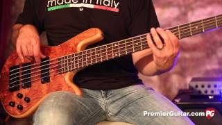 Review Demo - Spector Legend 5-String Bass