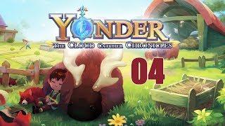 ЗАГАДКА ДВУХ СТАТУЙ #4 Прохождение YONDER