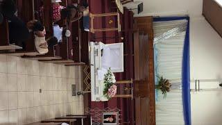 Funeral Service - Julian Reynolds McCarthy - Part1