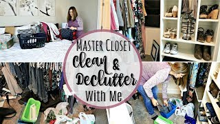 Video CLOSET DECLUTTER & CLEAN WITH ME 2018 :: EXTREME CLEANING MOTIVATION :: DECLUTTERING TIPS download MP3, 3GP, MP4, WEBM, AVI, FLV November 2018