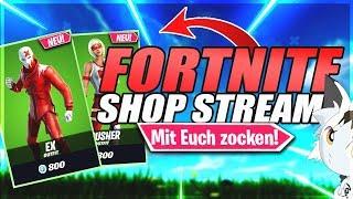 FORTNITE SHOP STREAM❌FORTNITE Zone Wars mit Euch!❌Fortnite Live Deutsch #fortniteshop