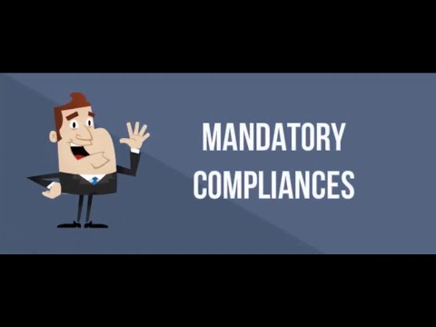 Mandatory Compliance