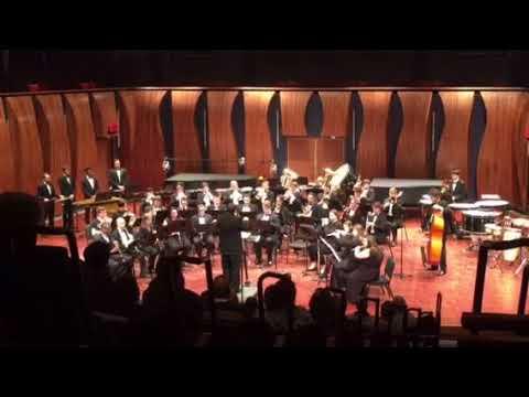 WCSU Wind Ensemble #4