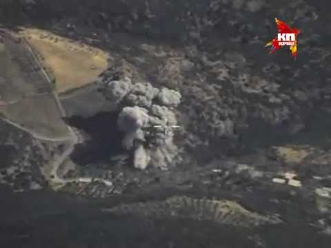 Атакованы еще 10 объектов ИГИЛ в Сирии