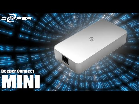 Deeper Connect Mini : Keep your internet PRIVATE for life!!