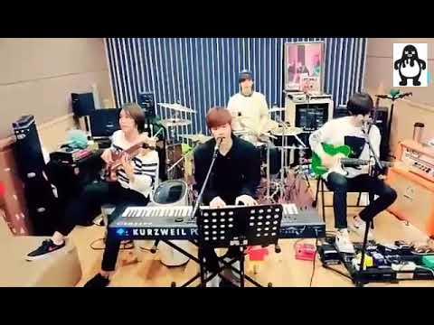 N.Flying 엔플라잉  - Busker Busker 벚꽃엔딩 Cherry Blossom Ending Cover - Live Cut
